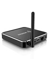 Metal case media player M12N streaming free hd video player Amlogic s912 2G RAM 16GB ROM dual band wifi