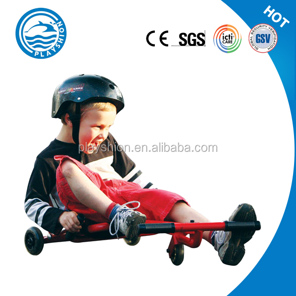 New 3 Wheel Swing Scooter For Older Children