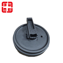 Good quality manufacturer the assy front idler