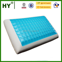 cool gel memory foam pillow / gel pillow manufactures