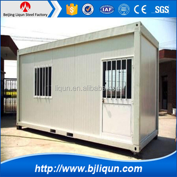 Ikea 20ft prefabricated container house for living wc office buy prefab house kits prefab - Ikea container home ...