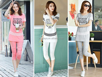 Stylish Scoop Neck designs see Womens Pullover T Shirt Tops Blouses short shirts trousers for women