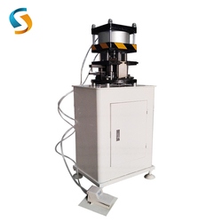 Aluminum door window making Pneumatic mechanical punching press machine