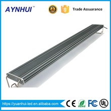 Hot Selling Dimmable Programmable 4 Channels Color Changing LED Aquarium Lights Bar For Fish Reef Tank