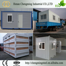 case prefabbricate in vetroresina/newly designed solid waterproof camp container house for accommodation