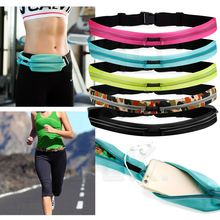 Best Running and Fitness Expandable Waist Belt Running Pack Pouch