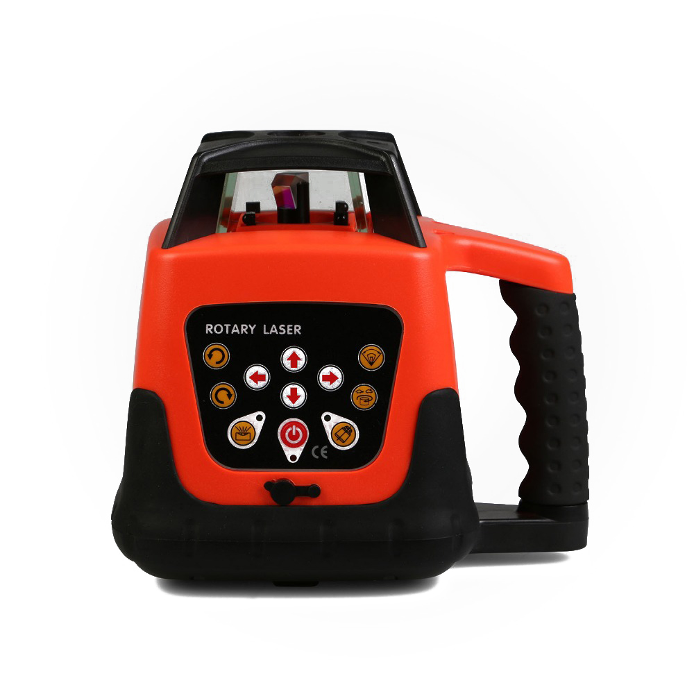 Cheapest Rotary Red Laser <strong>Level</strong>+Tripod+Staff Layout Tool Remote Control 5 Degree Range