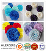 RT231 China Handmade Polyester Ribbon Satin Roses