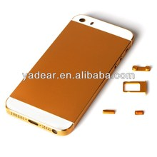 Best price for iphone 5 rose gold housing with back cover