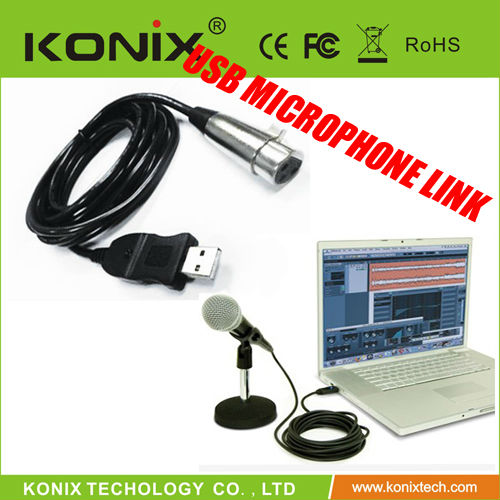 xlr cable converter for hot sale