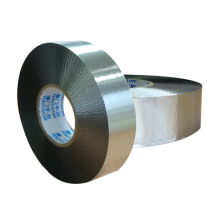 Cheap Security Fire Rating Sliver Aluminum Foil Tape Roll