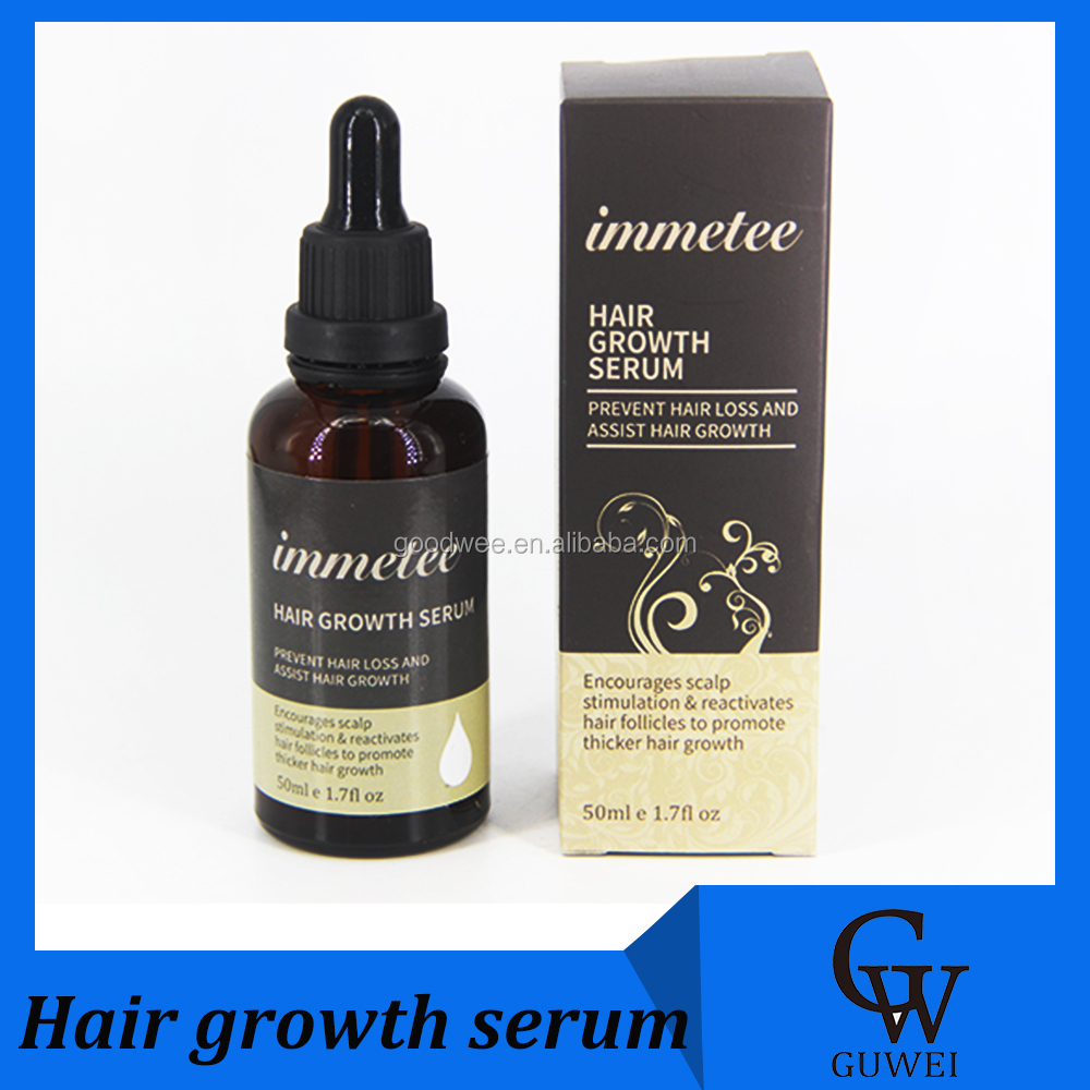 OEM/ODM Magic Hair Growth Capsule China Hair Growth Serum Hair Growth Medicated Oil