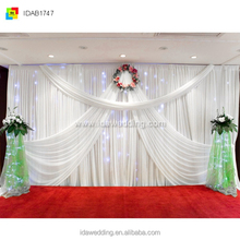 weddings decoration/back drop for wedding/decor back drops
