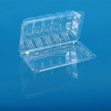 blister packaging clear clamshell box for food with FDA