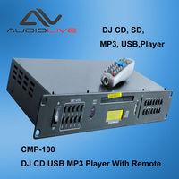 pa system CMP 100 cd player