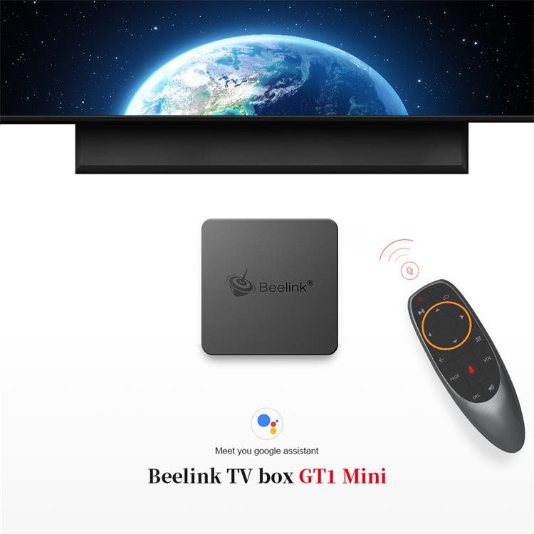 ePro Beelink GT1 MINI S905X2 Android 8.1 2G/4G 32G/64G dual wifi with voice remote 4k stream tv box beelink GT1 W95 GT KING
