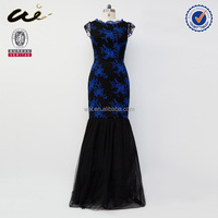 New arrival mermaid lace fashion woman party dress