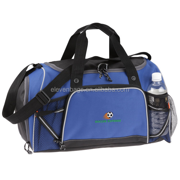 Fashion Custom Made Pro Gymbag Sports Gym Bags With Custom Logo