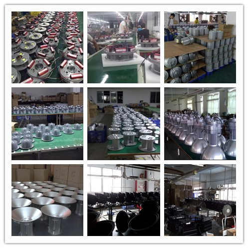 New Led Industrial Application Mining Lamp 100W LED High Bay Lighting Price