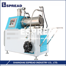 Professional Supplier ESPREAD ESWS Series 20-2000L/H Disc Type Universal Horizontal Bead Mill