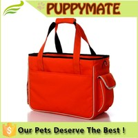 CB3-015 Portable soft dog carrier shoulder bag
