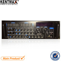 2016 NEW 180w professional digital echo mixer power amplifier