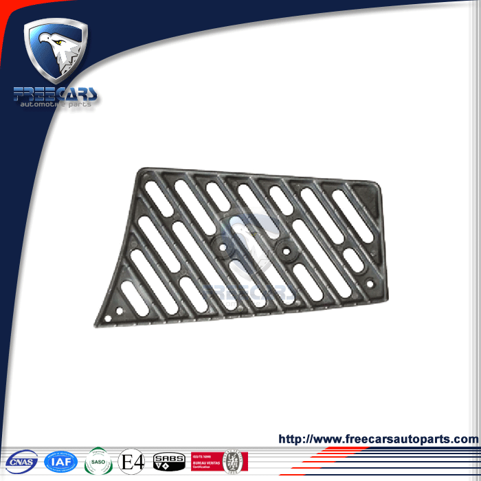 High-end quality trucks parts aluminium footstep 1405241 1404308 RH-LH