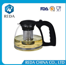 Wholesale LOW MOQ factory supplier teapot and infuser