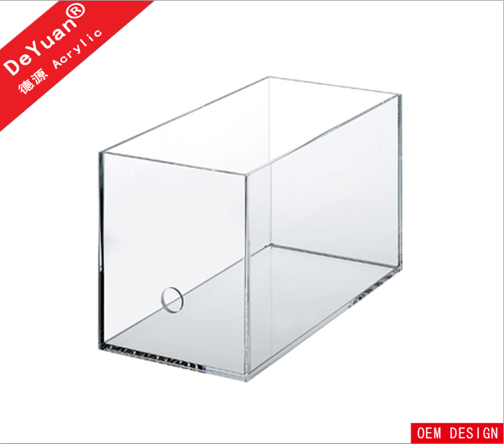 Top selling products 2015 plastic acrylic drawer boxes divider wholesale