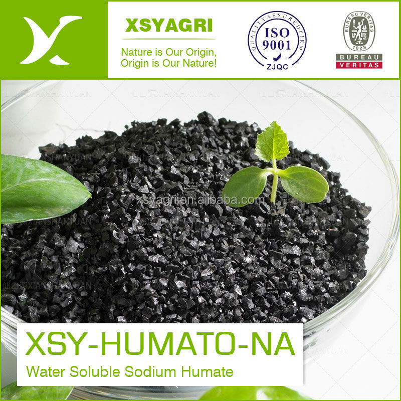 Quick release Sodium Humate flake/powder for drill organic humate salts for absorbing toxins