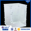 China Wholesale Cheap Frosted acrylic display case pet cage