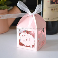 baby shower product /baby shower gifts clear box