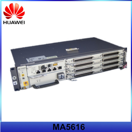 HUAWEI MA5616 DSLAM with ADSL2+ VDSL SHDSL MIni Fiber Optic Tester