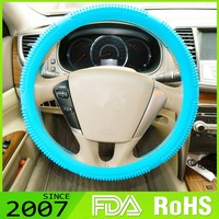 Rohs Certified 100% Good Feedback Custom-Tailor Designs Available Steering Wheel Cover Heat