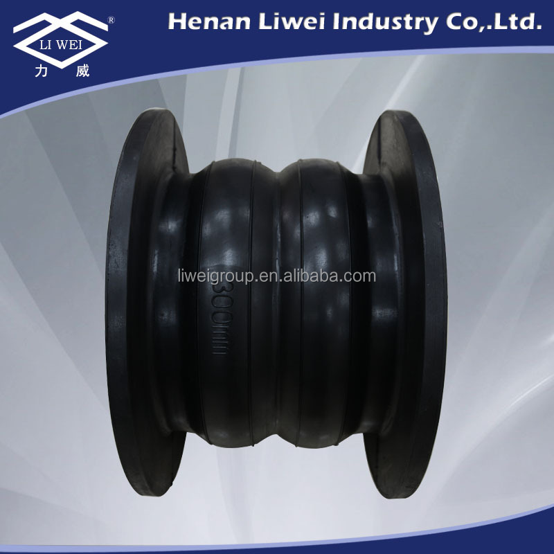 DN100 4 Inch Rubber Flexible Adapter/Rubber Expansion Joint