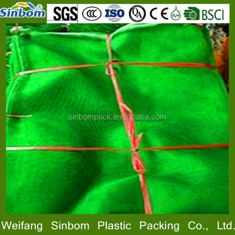 From A Chinese ManufacturerVegetable Packing Net Bag/Mesh Bag For Onion