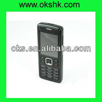 low cost original 6300 mobile phone with GSM 900 / 1800 / 1900