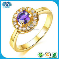 Wholesale Jewelry Gold Finger Ring Rings Design For Women With Price