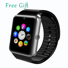 2019 Wholesale Android Camera Bluetooth Smartwatch Wrist Mobile <strong>Smart</strong> <strong>Watch</strong> Phone GT08 Sport <strong>Smart</strong> <strong>Watch</strong> With Sim Card Slot