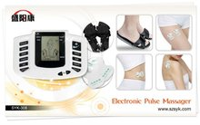 High quality digital therapy machine body massage with CE and RoHS