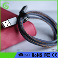 new design retracble Jean usb charge cable USB C Cable Android usb data cable for mobile