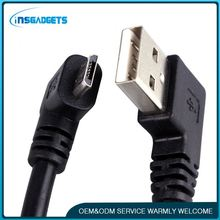China new products angle micro usb otg cable ,h0t3r micro usb charger for sale