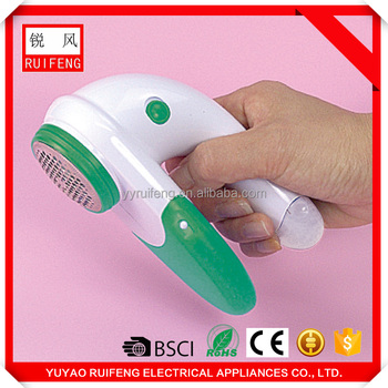 Wholesale china goods electronics fabric shaver best sales products in alibaba
