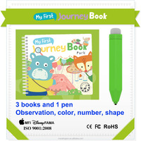 Cheap Reading book with pen for kids learning English talking pen book