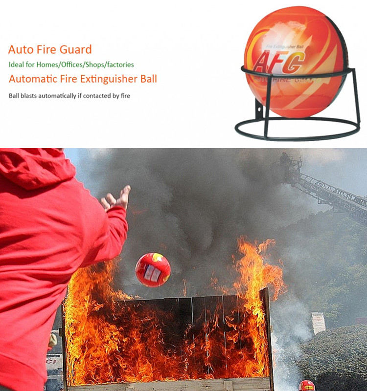 RM-FB01 AFO fire extinguisher ball