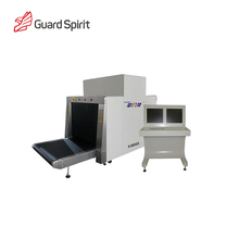 Guard Spirit XJ8065 X ray baggage scanner, Security airport x-ray machines price