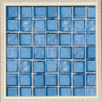 Alibaba Best Wholesale bright color glazed glass mosaic tile