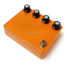 China manufacturer custom high quality guitar effect/effects pedal for sale