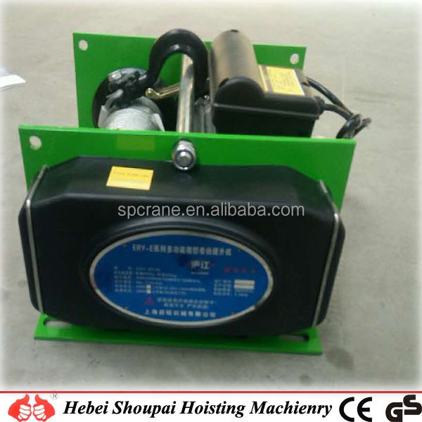 high quality electric winch small electric winch mast electric winch 12000 supplier