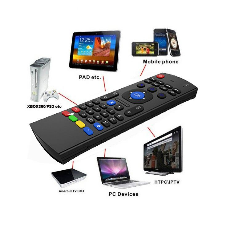 Mx3 Air Mouse, I8 Keyboard, 2.4G Air Mouse For Android Tv Box